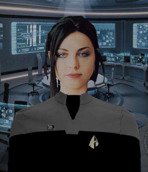 Petty Officer 1st Class Kaylara Loran